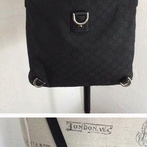 Gucci abbey Dring messenger bag
